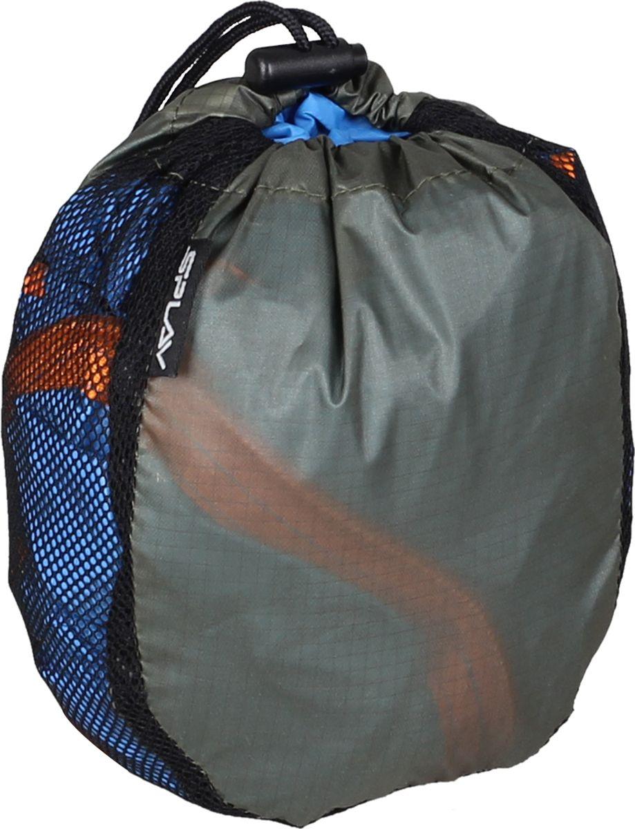 Мешочек сетчатый Сплав, универсальный, цвет: олива, 15 х 17 см5015896Мешочек сетчатый Сплав.Для хранения и транспортировки одежды и небольшого снаряжения.