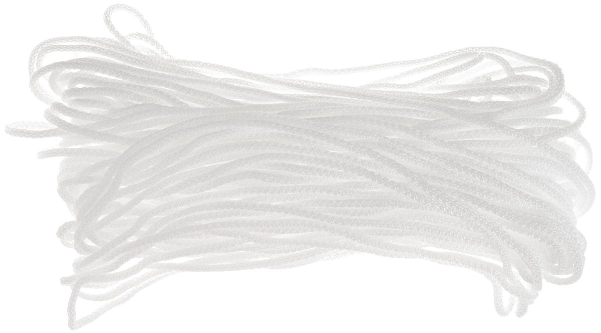 Шнур вязаный Шнурком, длина 50 м4В500_50Шнур вязаный Шнурком - это натуральный хлопчатобумажный шнур хозяйственно-бытового назначения. Натуральное сырье несколько отличается от синтетического и по внешним признакам, и по свойствам. Внешне шнур выглядит привлекательным, он мягкий и легкий. Обладает рядом положительных экологических свойств. Его применяют во многих областях народного хозяйства, в промышленности и в производстве мягкой мебели.Длина шнура: 50 м. Толщина шнура: 4 мм. Уважаемые клиенты!Обращаем ваше внимание на возможные изменения в цвететовара. Поставка осуществляется в зависимости от наличия на складе.
