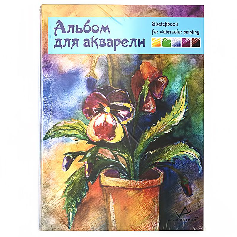Vista-Artista Альбом для акварели А3 20 листов -  Бумага и картон