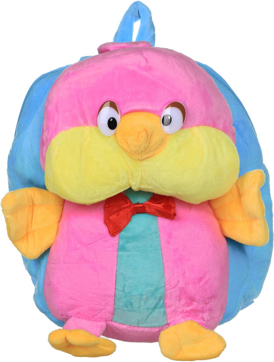 Рюкзак для девочки Vitacci, цвет: голубой. 10000000061000000006