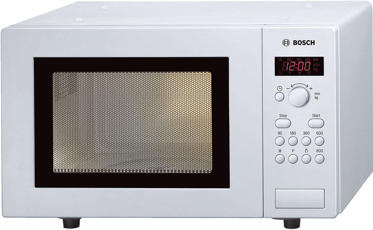 Bosch HMT75M421R, White СВЧ-печь