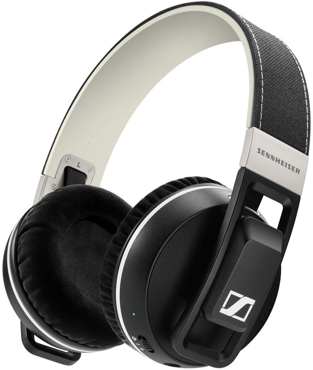 все цены на Sennheiser Urbanite XL Wireless, Black наушники онлайн