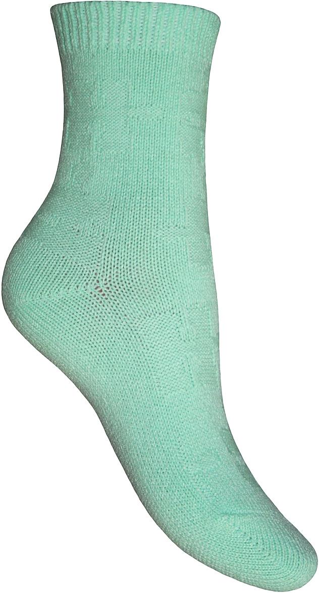Носки детские Master Socks, цвет: светло-зеленый. 82506. Размер 2082506Удобные носки Master Socks, изготовленные из высококачественного комбинированного материала с высоким содержанием акрила, очень мягкие и приятные на ощупь, позволяют коже дышать и отлично греют.Эластичная резинка плотно облегает ногу, не сдавливая ее, обеспечивая комфорт и удобство. Носки с паголенком классической длины. Практичные и комфортные носки великолепно подойдут к любой вашей обуви.
