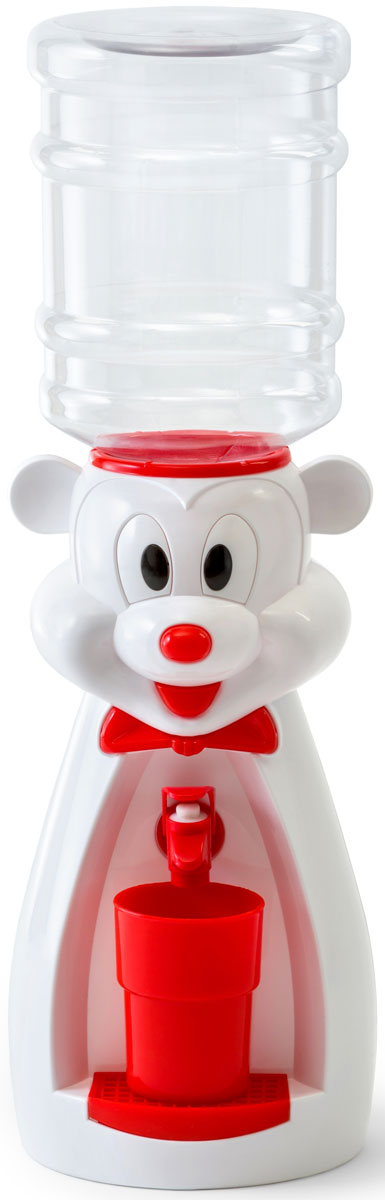 Vatten Kids Mouse, White кулер для воды (со стаканчиком) - Кулеры для воды
