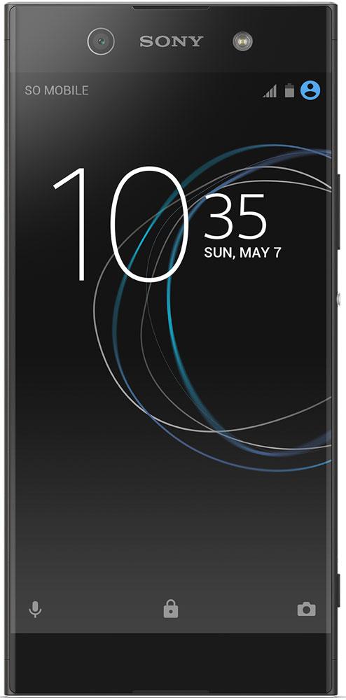 Sony Xperia XA1 Ultra, Black7311271584667Впечатляющий 6-дюймовый Full HD дисплей и две мощные камеры нового Xperia XA1 Ultra созданы, чтобы превосходить любые ожидания и делать самые значимые моменты еще эффектнее.Смартфон отличается высокоточным исполнением деталей и престижным дизайном с алюминиевой рамкой вокруг корпуса и стеклом 2,5D. Поверхности и грани этого смартфона плавно перетекают друг в друга, благодаря чему держать его в руках — одно удовольствие.Размер больше не помеха удобству. В Xperia XA1 Ultra есть функция мини-дисплея, позволяющая легко управлять смартфоном одной рукой.И основная, и фронтальная камеры этого смартфона обладают сверхвысоким разрешением, так что теперь тусклый свет не помешает вам снимать четкие фото с качественной цветопередачей.Делайте потрясающие селфи на 16-мегапиксельную фронтальную камеру, которая снимает в высоком разрешении с великолепной цветопередачей.Устали от тусклых смазанных селфи? С оптической стабилизацией изображения и нашей качественной вспышкой вы забудете о них навсегда.Снимайте четкие селфи даже в полутьме клуба или под светом звезд благодаря матрице Exmor RS for mobile. Покажите в камеру ладонь, и сработает съемка по таймеру. Так вы успеете не напрягаясь принять лучшую позу.Снимайте безупречные фото с яркими реалистичными цветами. Xperia XA1 Ultra оснащен профессиональной основной камерой на 23 Мпикс с гибридным автофокусом, матрицей Exmor RS for mobile для съемки при тусклом свете и функцией быстрого запуска.Xperia XA1 Ultra оснащен мегамощным восьмиядерным процессором с ОЗУ 4 ГБ. Что бы вы на нём ни делали, вы будете делать это легко и с удовольствием.Smart Cleaner автоматически отключает неиспользуемые приложения и очищает кэш, чтобы освободить память.Технология адаптивной зарядки Qnovo регулирует уровень тока во время зарядки, защищая аккумулятор от износа и продлевая срок его службы. Несколько минут зарядки — и ваш смартфон готов работать часами благодаря технологии Quick Charging.Телефон сертифицирован EAC