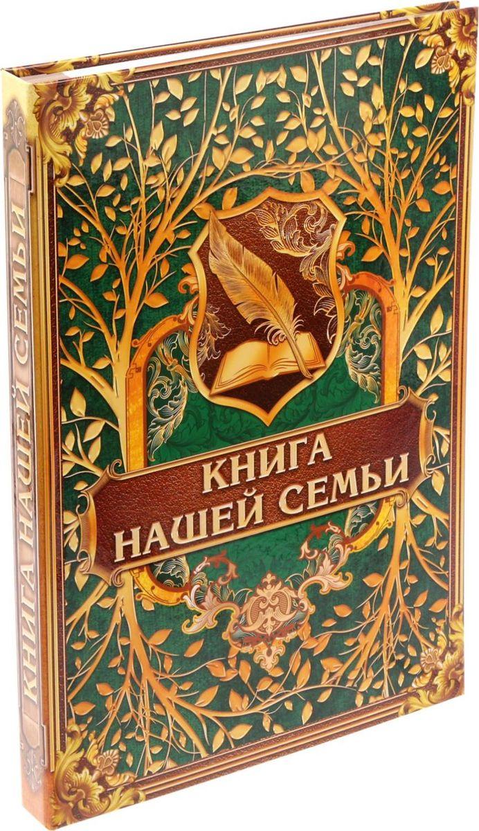 Родословная книга Книга нашей семьи, 21,5 х 30,5 х 2,5 см зарина о ред большая родословная книга нашей семьи