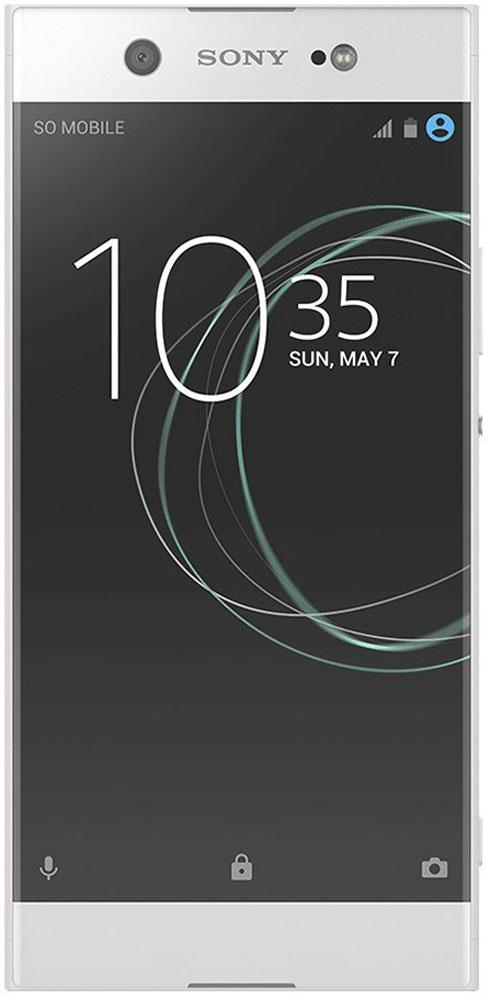 Sony Xperia XA1 Ultra, White - Смартфоны