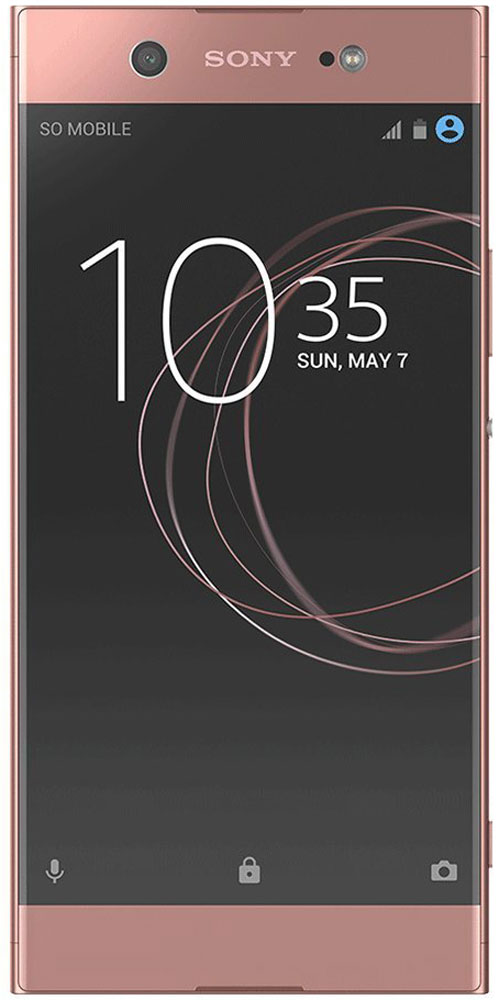 Sony Xperia XA1 Ultra, Pink7311271584650Впечатляющий 6-дюймовый Full HD дисплей и две мощные камеры нового Xperia XA1 Ultra созданы, чтобы превосходить любые ожидания и делать самые значимые моменты еще эффектнее.Смартфон отличается высокоточным исполнением деталей и престижным дизайном с алюминиевой рамкой вокруг корпуса и стеклом 2,5D. Поверхности и грани этого смартфона плавно перетекают друг в друга, благодаря чему держать его в руках - одно удовольствие.Размер больше не помеха удобству. В Xperia XA1 Ultra есть функция мини-дисплея, позволяющая легко управлять смартфоном одной рукой.И основная, и фронтальная камеры этого смартфона обладают сверхвысоким разрешением, так что теперь тусклый свет не помешает вам снимать четкие фото с качественной цветопередачей.Делайте потрясающие селфи на 16-мегапиксельную фронтальную камеру, которая снимает в высоком разрешении с великолепной цветопередачей.Устали от тусклых смазанных селфи? С оптической стабилизацией изображения и нашей качественной вспышкой вы забудете о них навсегда.Снимайте четкие селфи даже в полутьме клуба или под светом звезд благодаря матрице Exmor RS for mobile. Покажите в камеру ладонь, и сработает съемка по таймеру. Так вы успеете не напрягаясь принять лучшую позу.Снимайте безупречные фото с яркими реалистичными цветами. Xperia XA1 Ultra оснащен профессиональной основной камерой на 23 Мпикс с гибридным автофокусом, матрицей Exmor RS for mobile для съемки при тусклом свете и функцией быстрого запуска.Xperia XA1 Ultra оснащен мегамощным восьмиядерным процессором с ОЗУ 4 ГБ. Что бы вы на нём ни делали, вы будете делать это легко и с удовольствием.Smart Cleaner автоматически отключает неиспользуемые приложения и очищает кэш, чтобы освободить память.Технология адаптивной зарядки Qnovo регулирует уровень тока во время зарядки, защищая аккумулятор от износа и продлевая срок его службы. Несколько минут зарядки - и ваш смартфон готов работать часами благодаря технологии Quick Charging.Телефон сертифицирован EAC 