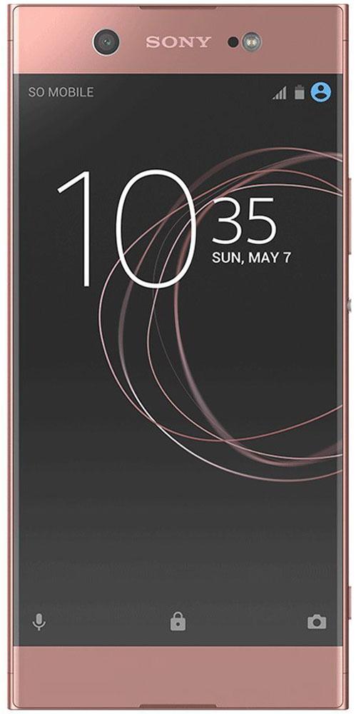 Sony Xperia XA1 Ultra, Pink - Смартфоны