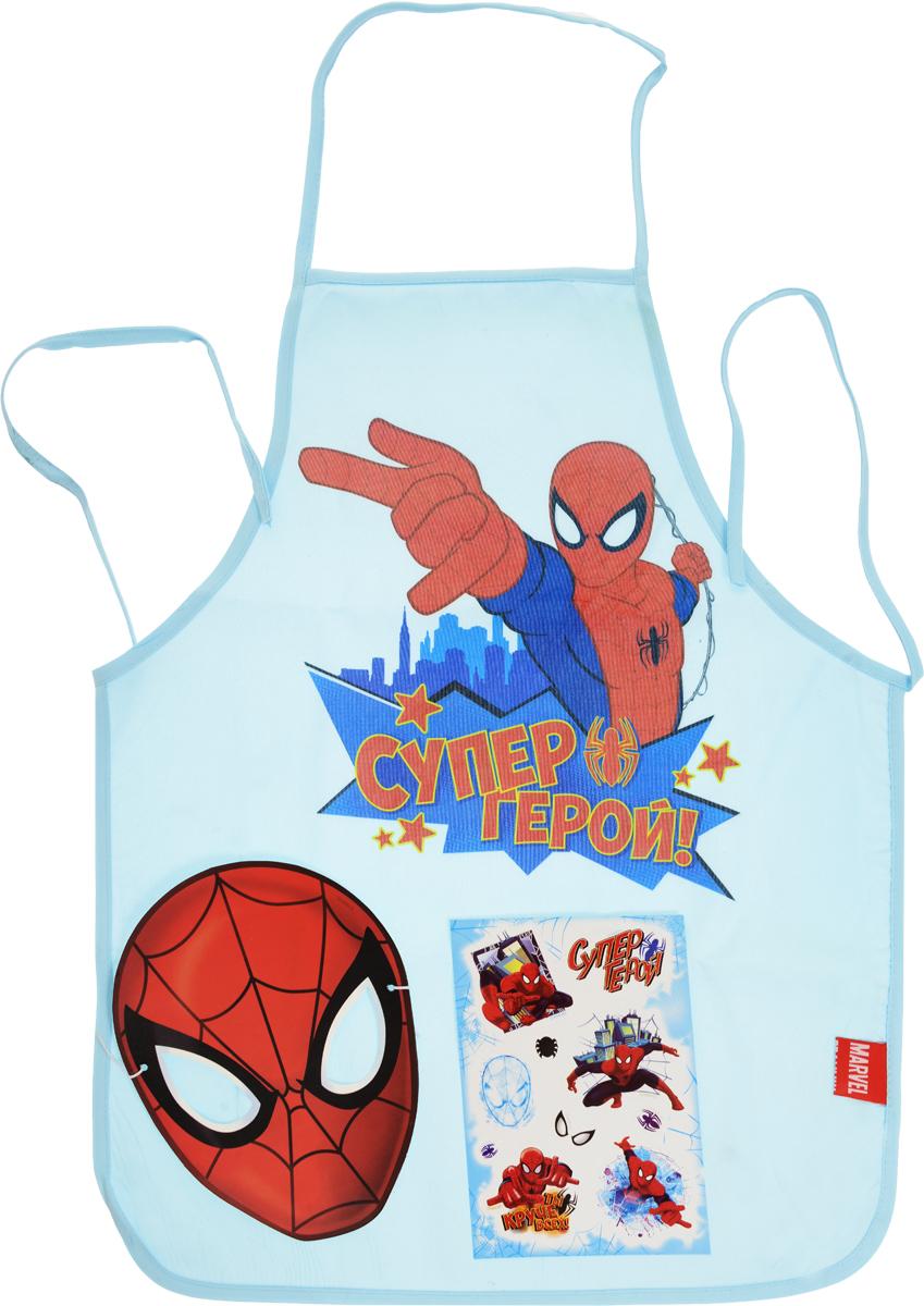 Marvel Фартук детский Человек Паук Супергерой -  Аксессуары для труда