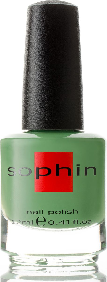 Sophin Лак для ногтей тон 0237, 12 мл0237Припыленный зеленый с каплей серого лак кремовой текстуры. Идеален при нанесениии в два тонких слоя. Глянцевый финиш. BIG5FREE.Как ухаживать за ногтями: советы эксперта. Статья OZON Гид