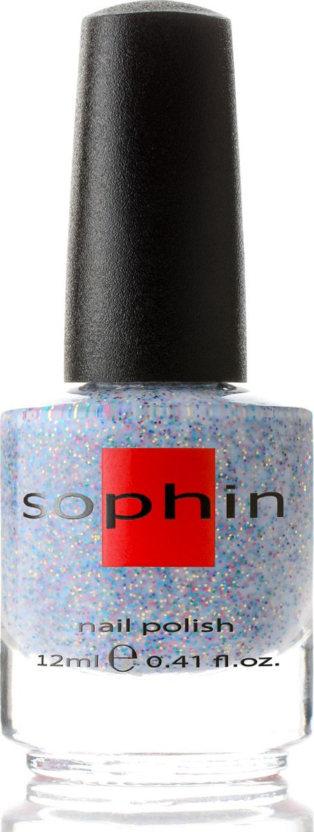 Sophin Лак для ногтей Virtual Effects тон 0330, 12 мл0330Бело-голубая желейная база с мелким разноцветным глиттером. Идеален при нанесениии в два слоя. Можно использовать как самостоятельное покрытие, а также как покрытие для цветного лака. BIG5FREE.
