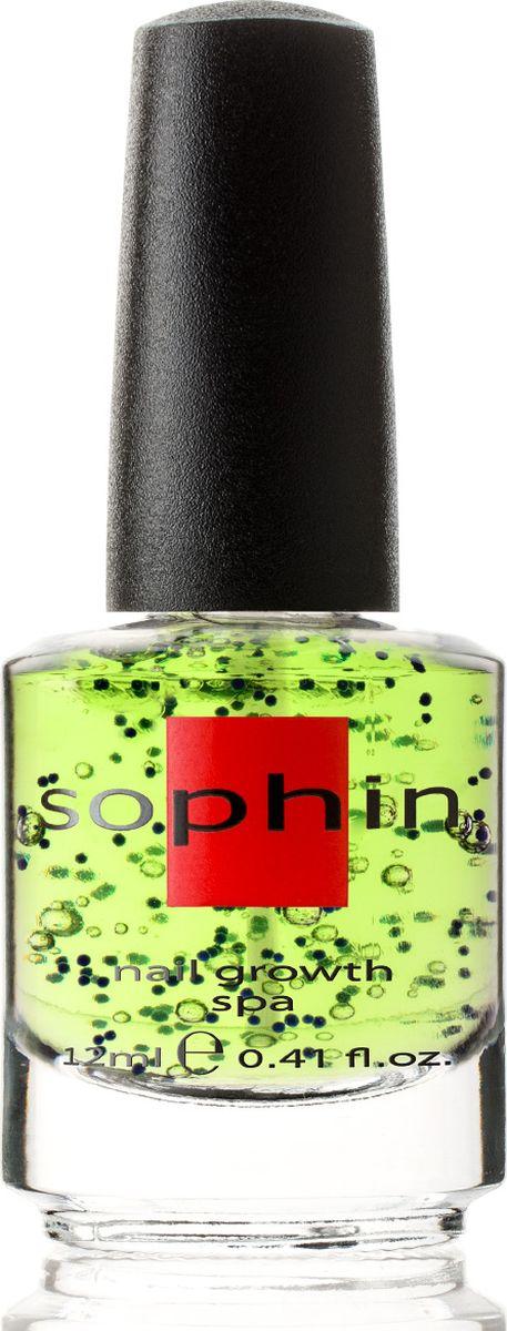 цены Sophin Гель для укрепления ногтей, 12 мл