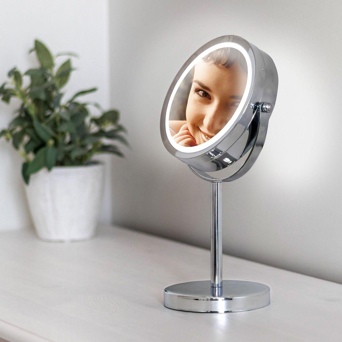 Зеркало косметическое Tatkraft