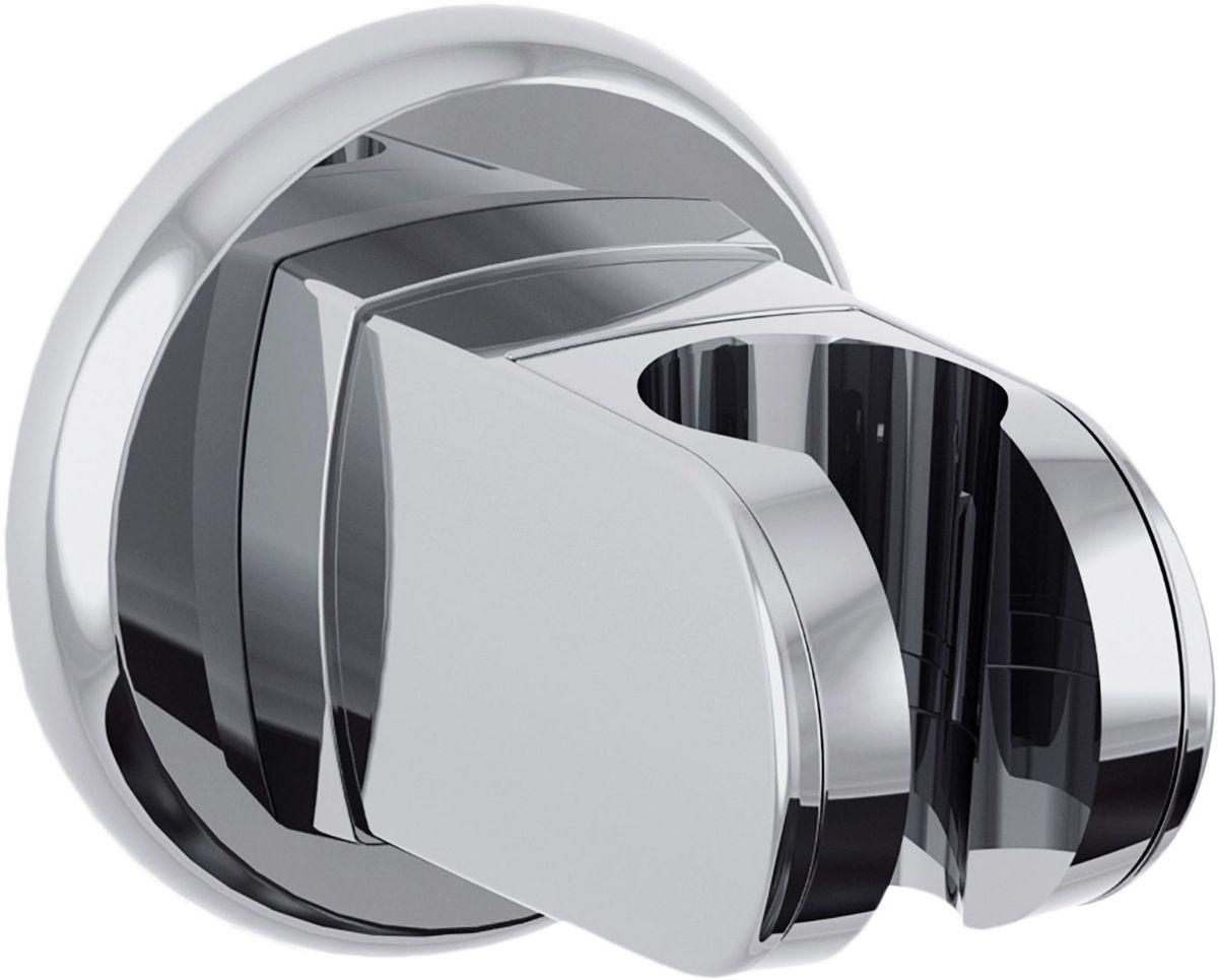 Держатель для душа Tatkraft Mega Lock Rain, цвет: серый металлик держатель для фена tatkraft mega lock