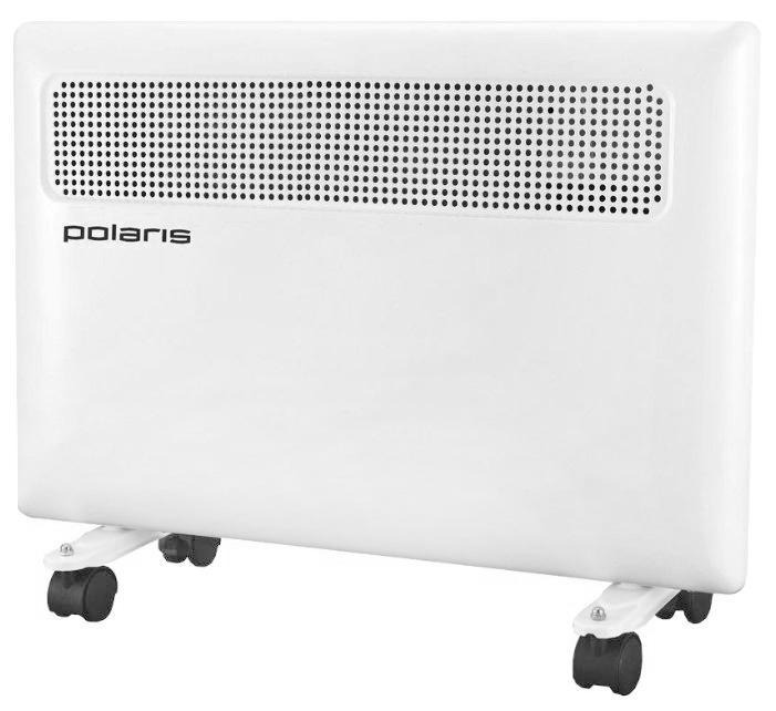 Polaris PCH 1096 конвекционный обогреватель008063Конвектор Polaris PCH 1096 отлично подойдет для дома и дачи. Он имеет алюминиевый нагревательный элемент. Может работать в трех режимах нагрева. Имеет возможность настенной и напольной установки. Polaris PCH 1096 обладает высокой надежностью и безопасностью использования: при опрокидывании или перегреве устройство автоматически отключается, предотвращая возможное возгорание.Устройство работает по принципу естественной конвекции. Холодный воздух, проходя через конвектор и его нагревательный элемент, нагревается и выходит сквозь решетки-жалюзи, незамедлительно начиная обогревать помещение.