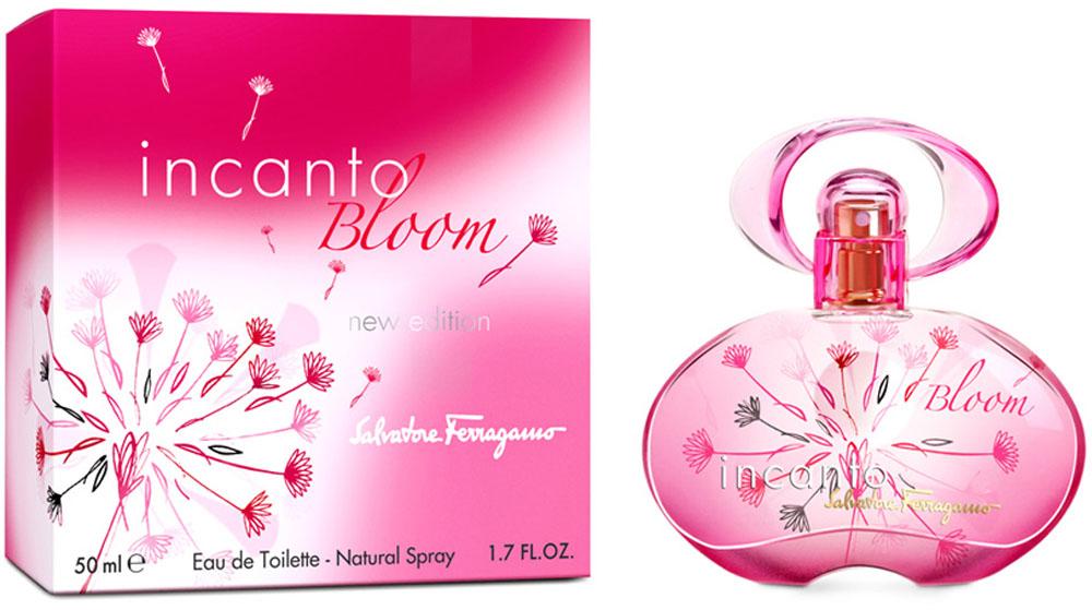 Salvatore Ferragamo Incanto Bloom new Туалетная вода женская, 50 мл8034097956010Женская парфюмерияSalvatore Ferragamo Incanto Bloomявляется более глубокой и утонченной версией известного аромата из серии Incanto от знаменитого Salvatore Ferragamo. Аромат парфюма Salvatore Ferragamo Incanto Bloom был создан специально для тех женщин, которые ценят настоящую элегантность и классическую роскошь. Дама в стиле парфюмерии Salvatore Ferragamo Incanto Bloom на сто процентов уверена в себе, она многого добилась и еще большего желает достичь. При всем этом думать о том, что обладательница парфюма Salvatore Ferragamo Incanto Bloom не является страстной и обаятельной натурой, было бы неверно. Она истинная икона стиля и выбирает только самое лучшее. Парфюмерная композиция для женщин Salvatore Ferragamo Incanto Bloom представлена нежной фрезией и экзотической чампакой. Эти ноты создают кокетливо-игривое настроение и привлекают заинтересованные взгляды мужчин. Для соблазнения же их, создатели добавили в аромат парфюма Salvatore Ferragamo Incanto Bloom обворожительную дымку чайных роз. Что еще? Удивительное сочетание жасмина и сандала, мускуса и ванили, кашемирового дерева и цветов грейпфрута. Аромат для женщин Salvatore Ferragamo Incanto Bloom отличается роскошью «звучания» и в то же время удивительной легкостью.Краткий гид по парфюмерии: виды, ноты, ароматы, советы по выбору. Статья OZON Гид