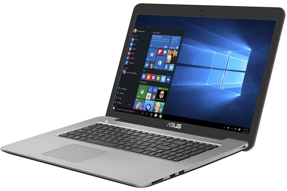 ASUS X756UW, Silver (X756UW-T4081T) - Ноутбуки