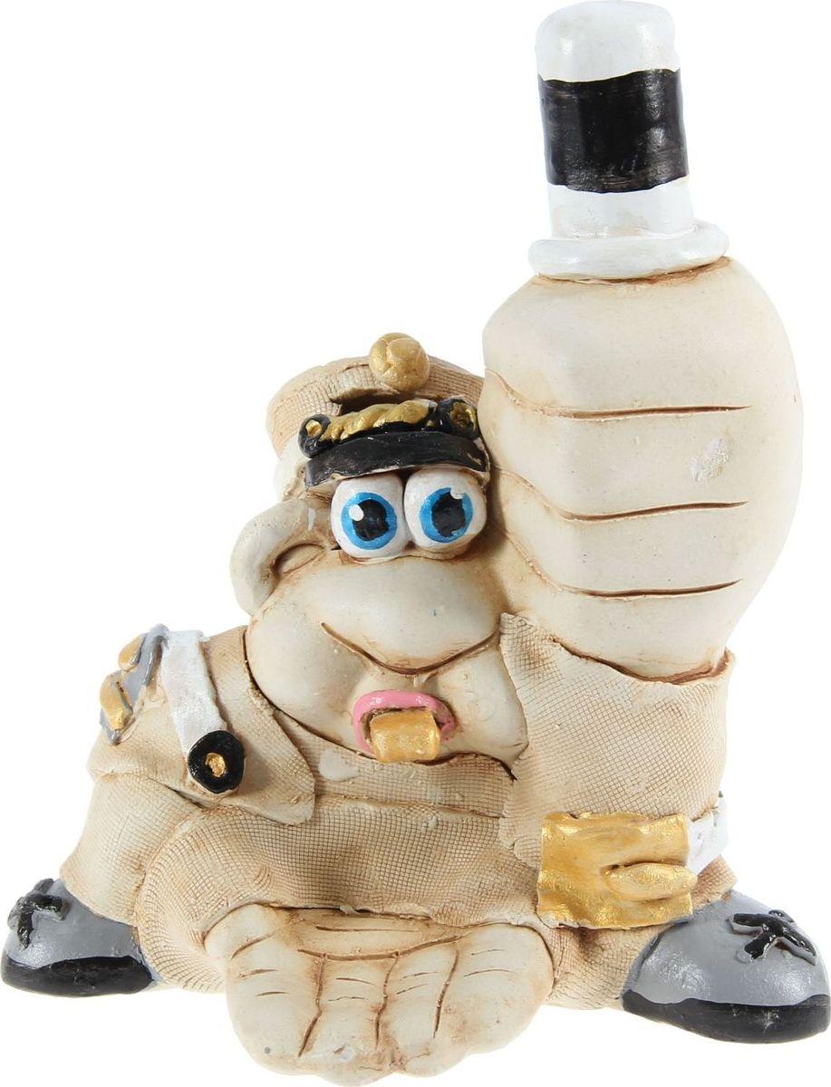 Копилка Керамика ручной работы ГАИ, 16 х 22 х 25 см1143574Копилка ГАИ — отличный подарок на профессиональный праздник или день рождения. Забавный небольшой сувенир вызовет искреннюю улыбку у ваших коллег, друзей и родных.Обращаем ваше внимание, что копилка является одноразовой.