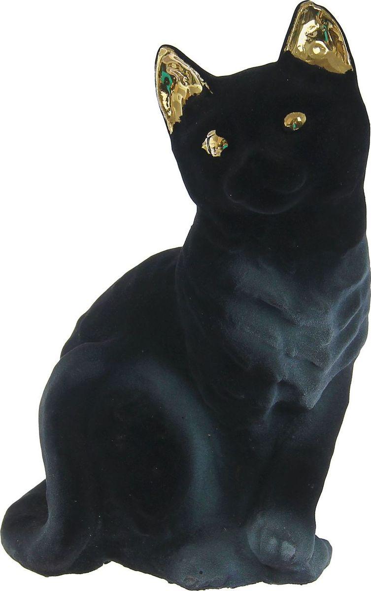Копилка Керамика ручной работы Васька, 16 х 13 х 15 см1526434Женщины любят баловать себя покупками для красоты и здоровья. С помощью такой копилки можно незаметно приблизиться к приобретению желаемого. Образ кошки всегда олицетворял привлекательность и символизировал домашнее спокойствие. Поставьте изделие возле предметов роскоши, и оно будет способствовать их преумножению.Обращаем ваше внимание, что копилка является одноразовой.