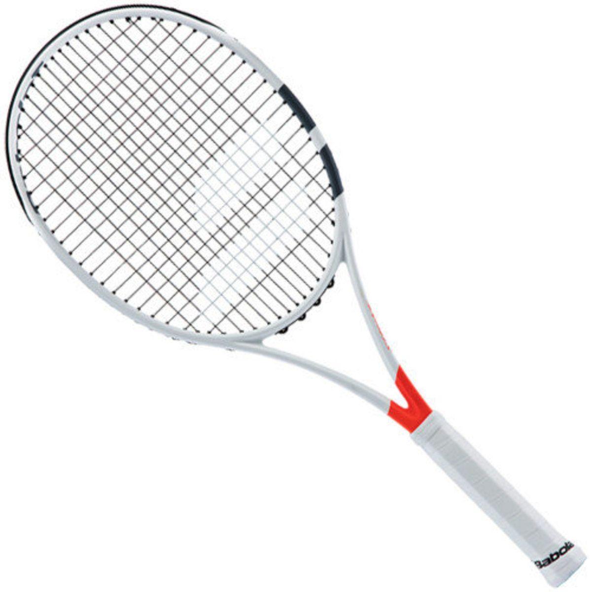 Ракетка теннисная Babolat Pure Strike Team, без натяжки. Размер 3101285Теннисная ракетка Babolat Pure Strike Team предназначена для игроков, которые наносят удар первыми, которые ускоряют мяч и нуждаются в быстрой реакции для увеличения точности игры. Оптимизированная струнная формула с более широким шагом между поперечными струнами обеспечивает большую мощность. Технология гибридной рамы (Hybrid Frame Technology) создает уникальную комбинацию мощности и контроля. Более широкие обод на 3/9/12 часов и напротив шейки увеличивает точность и повышает стабильность при ударе по мячу. Размер головы 100 дюймов и облегченный вес ракетки для улучшенных игровых характеристик и повышенной маневренности.Вес без струн: 285 граммРазмер обода: 100 дюймов/ 645 см2Длина: 68,5 смБаланс: 330 ммЖесткость : 70 raСтрунная формула: 16/19
