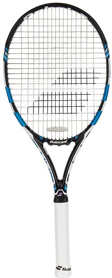 Теннисная ракетка BABOLAT PURE DRIVE JUNIOR 26 (Пьюр Драйв Джуниор 26), с натяжкой. Размер 1