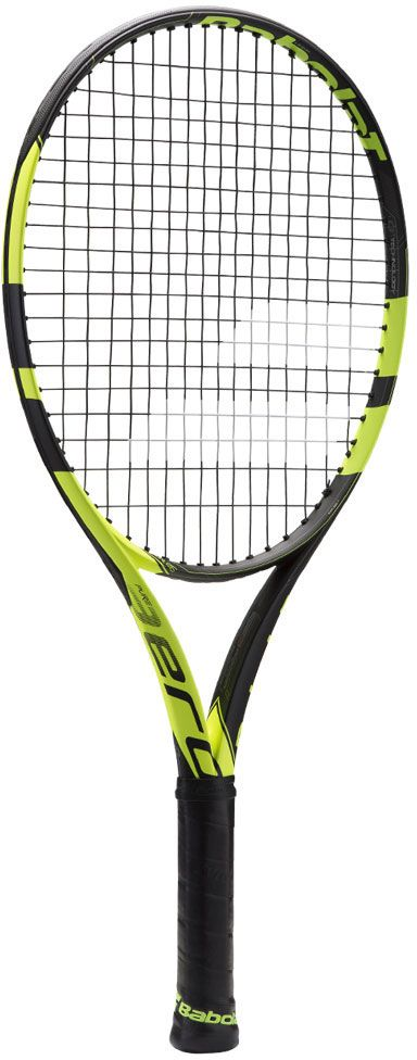 Теннисная ракетка BABOLAT PURE AERO JUNIOR (Пьюр Аэро Джуниор). Размер 1. 140175