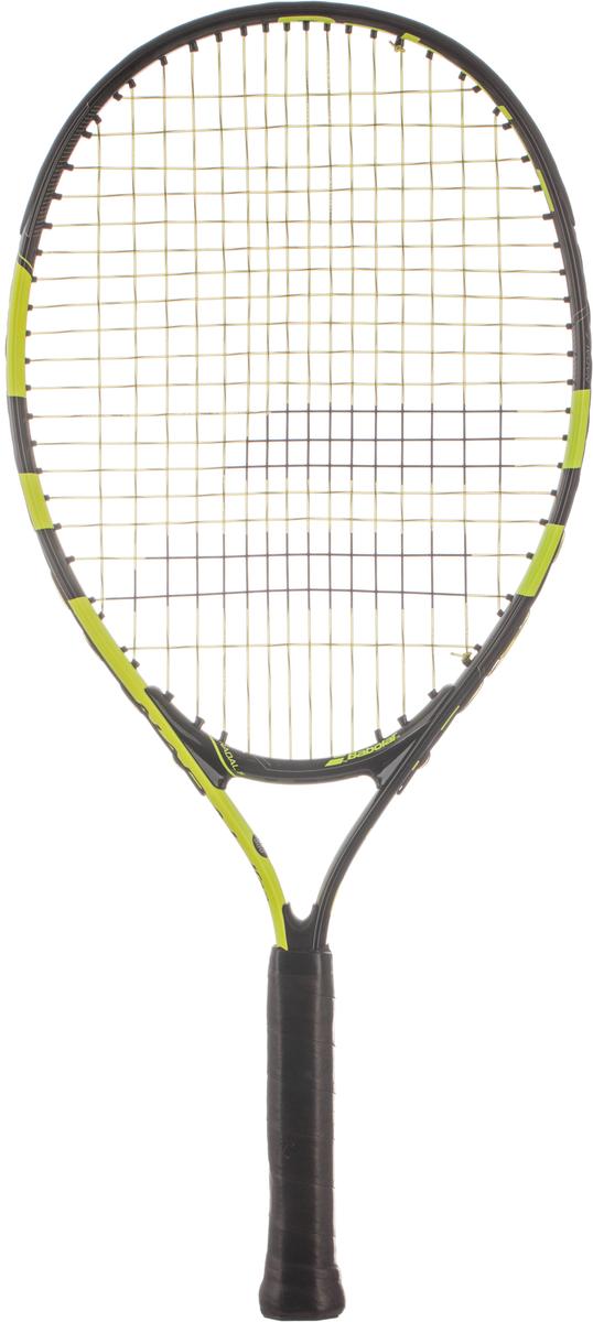 Теннисная ракетка BABOLAT NADAL Junior 23 (Надаль Джуниор 23), цвет: черно-желтый. Размер 0
