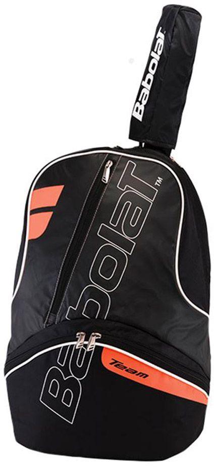 Рюкзак Babolat  Team Line , цвет: черный, оранжевый - Теннис