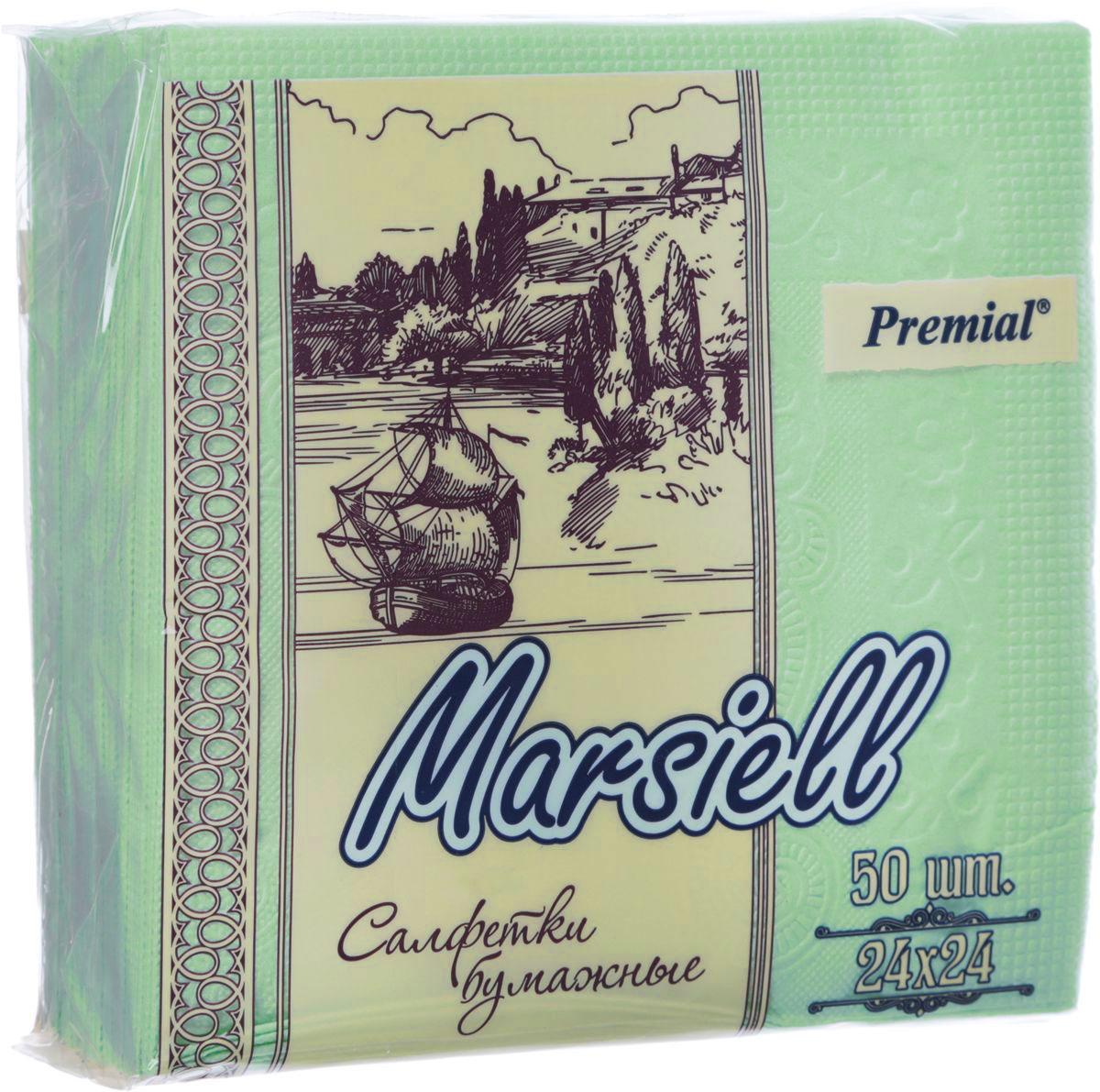 Салфетки бумажные Premial