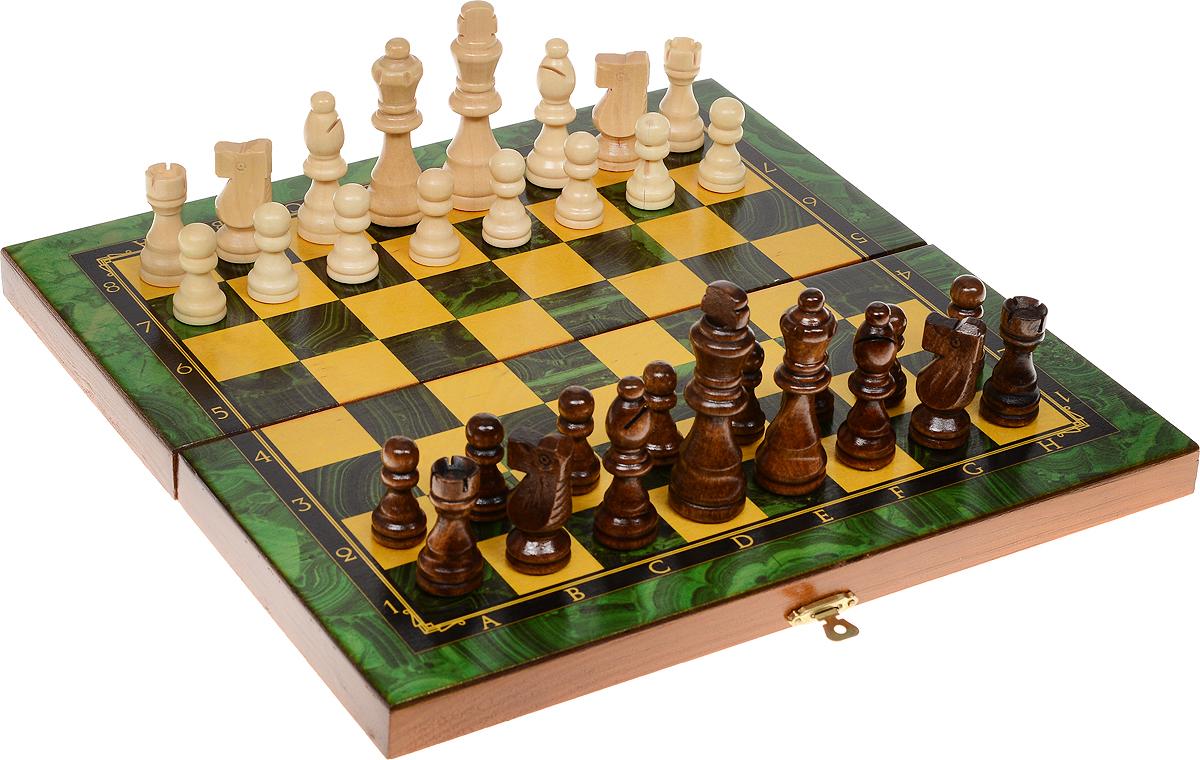 Шахматы Саванна