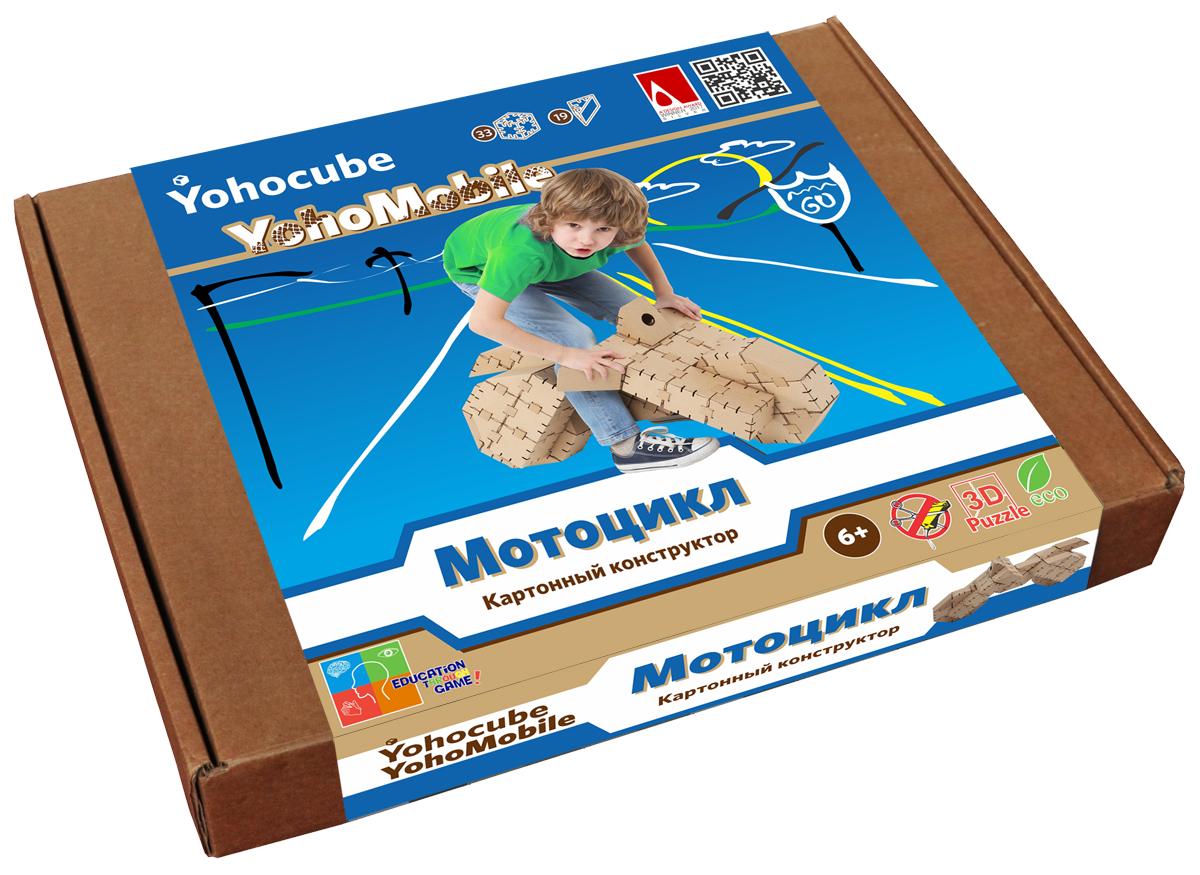 Yohocube Конструктор Мотоцикл - Конструкторы