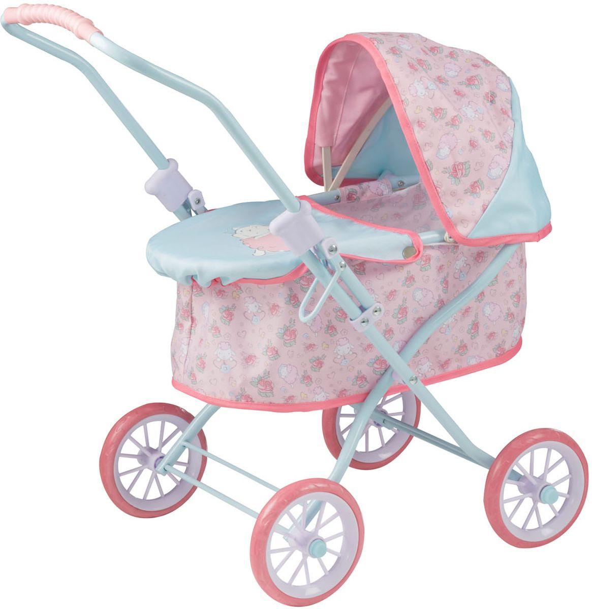 Zapf Creation Коляска для кукол Baby Annabell zapf creation коляска трость для кукол baby annabell