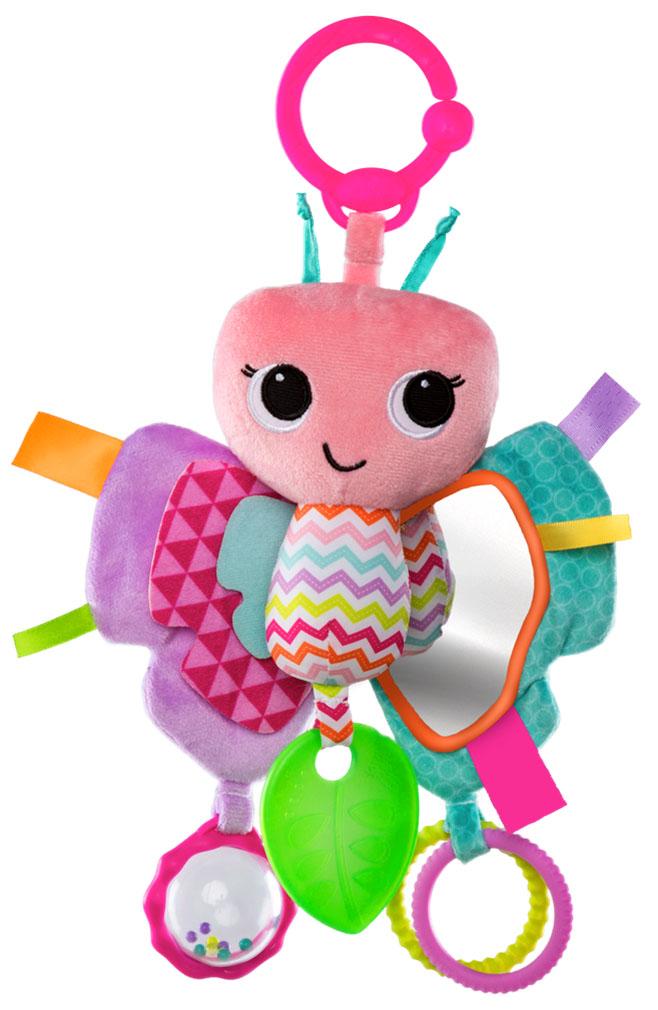 Bright Starts Развивающая игрушка Бабочка clinique pop matte матовая помада для губ 01 blushing pop