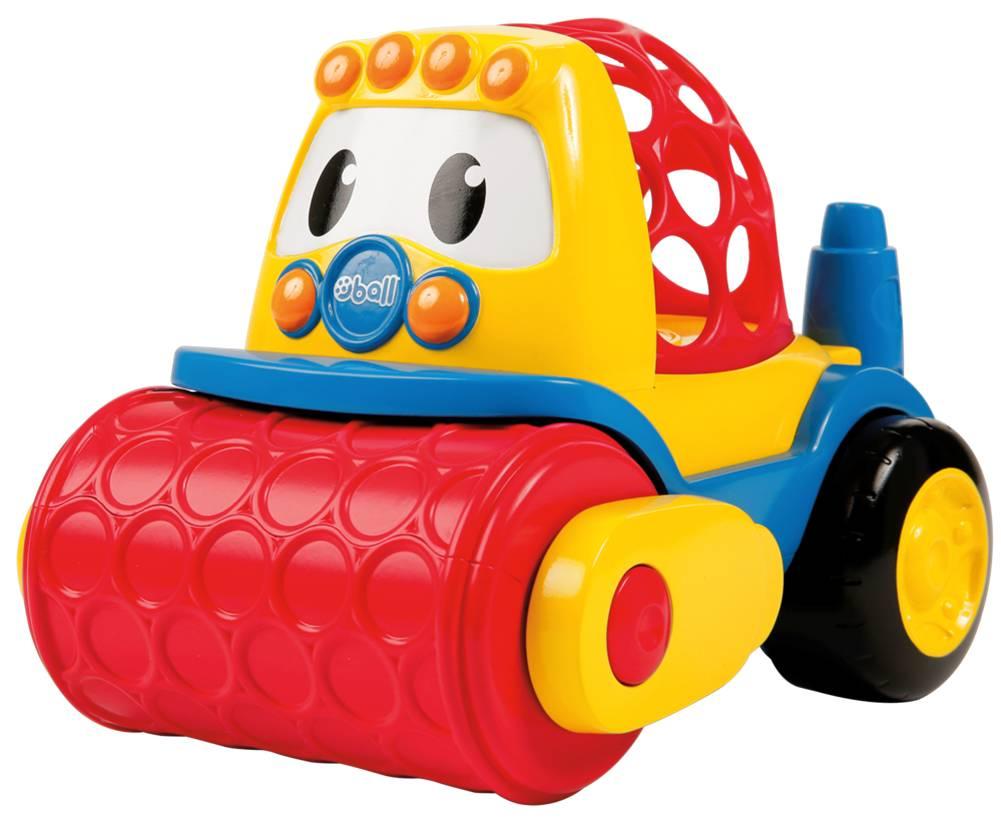 Oball Машинка Дорожный каток oball машинка гоночная цвет красный