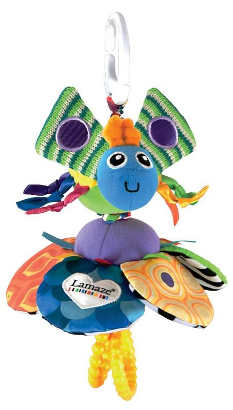 Tomy Игрушка-подвеска Жучок на цветочке мини диваны со спальным местом