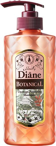 Moist Diane Series Шампунь Botanical Damage Repairing Природное восстановление, 480 мл the damage manual