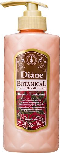 Moist Diane Series Бальзам Botanical Damage Repairing Природное восстановление, 480 мл the damage manual
