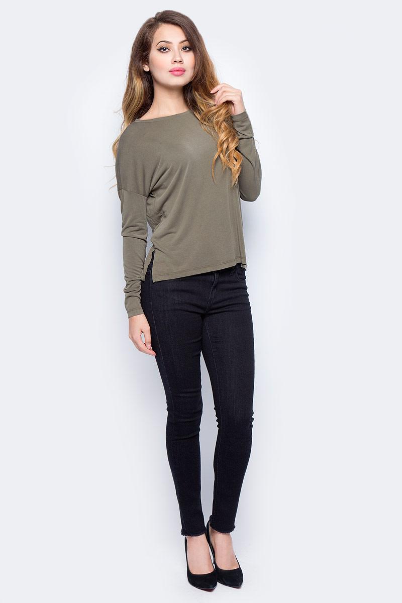 Джинсы женские Sela, цвет: черный. PJ-335/780-7311. Размер 25-32 (40-32)PJ-335/780-7311Женские джинсы от Sela выполнены из эластичного хлопка. Модель силуэта Slim имеет пятикарманный крой: спереди – два втачных кармана и один маленький кармашек, сзади – два накладных кармана. Джинсы в поясе застегиваются на пуговицу, имеют ширинку на застежке-молнии и шлевки для ремня.