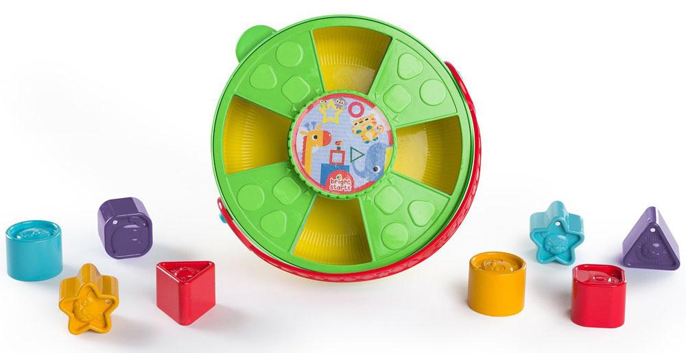 Bright Starts Сортер 4 в 1 - Игрушки для малышей