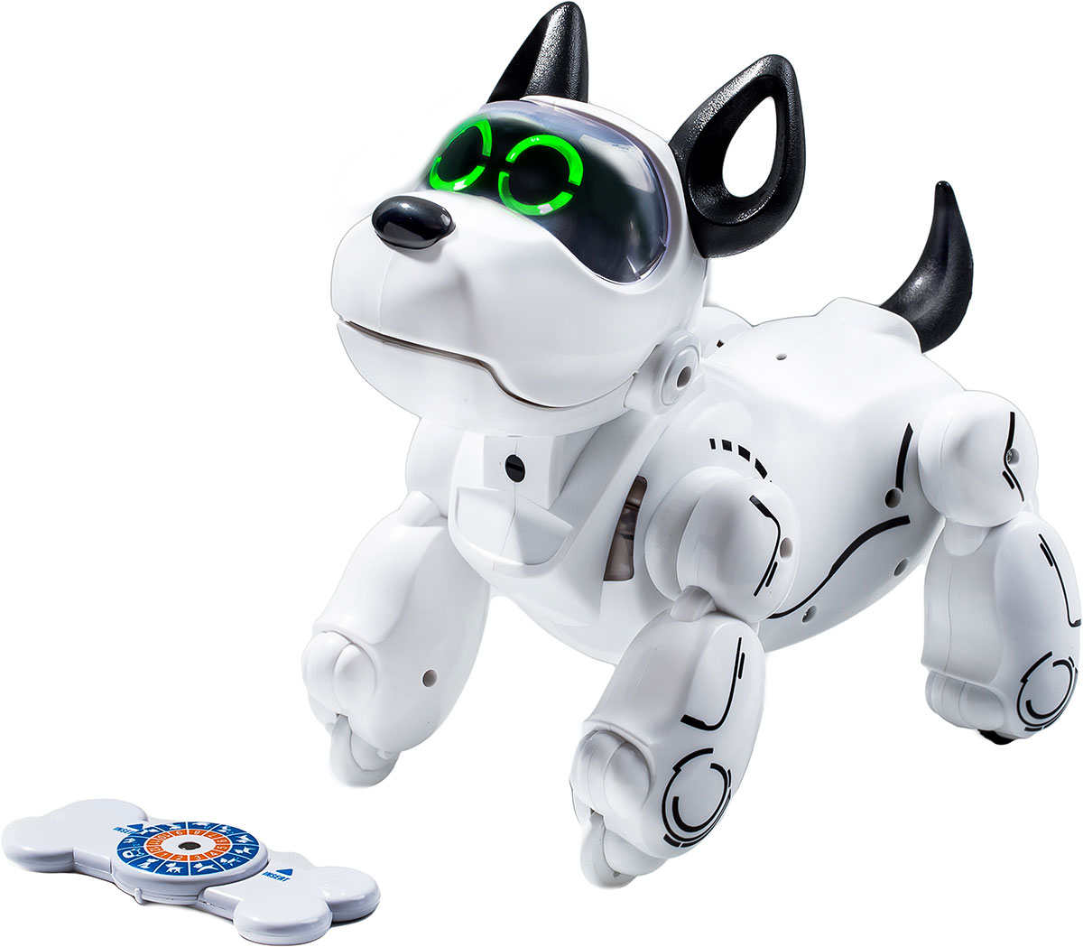 Silverlit Интерактивная игрушка Робот PupBo игрушка silverlit щенок золотистый ретривер 88481s