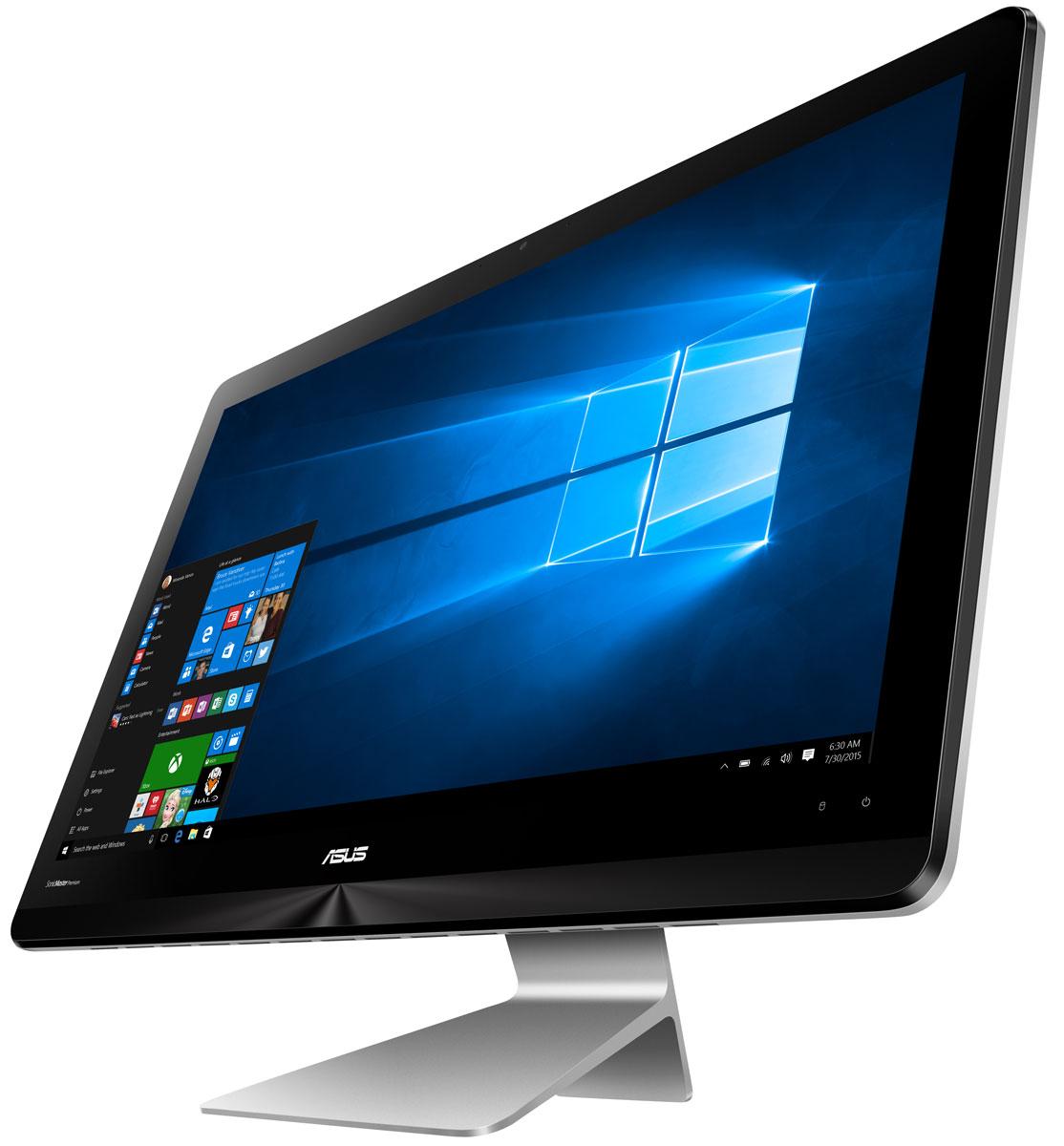 ASUS Zen AiO ZN220ICUK-RA033T, Gray моноблок - Настольные компьютеры и моноблоки