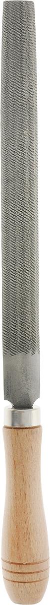 Напильник Вихрь, полукруглый, с рукояткой, 200 мм73/6/4/2Слесарный напильник Вихрь предназначен для опиливания различных поверхностей. Изготовлен из высококачественной стали, обеспечивающей прочность и износостойкость изделия. Напильник оснащен эргономичной деревянной рукояткой. Длина рабочей части напильника: 20 см. Общая длина напильника: 30 см.