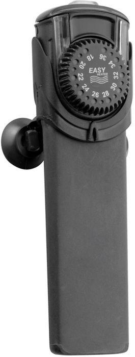 Обогреватель для аквариума Aquael Easyheater, 25 W103197Обогреватель Aquael Easyheater - современный нагреватель, корпус которого изготовлен из специального сплава пластмасс, устойчивого к любым механическим воздействиям. Easyheater отличается компактным размером, плоской и тонкой формой, что позволяет легко поместить его в аквариуме. Обогреватель имеет практичное двухстороннее крепление, которое позволяет монтировать его на любой стенке аквариума. Его можно устанавливать как в вертикальном, так и в горизонтальном положении, что позволяет легко размещать его в палюдариумах и акватеррариумах. Работу нагревателя легко отследить благодаря трем диодам, расположенным на верхней части корпуса. Они автоматически включаются в моменте начала цикла нагрева. Обогреватель полностью погружной и соответствует высшему стандарту водонепроницаемости IP68.Объем аквариума: 10 - 25 л.Пластиковый обогреватель с термостатом.Диапазон температур от 18 ° до 36 °.Для пресноводных, морских аквариумов и акватеррариумов.