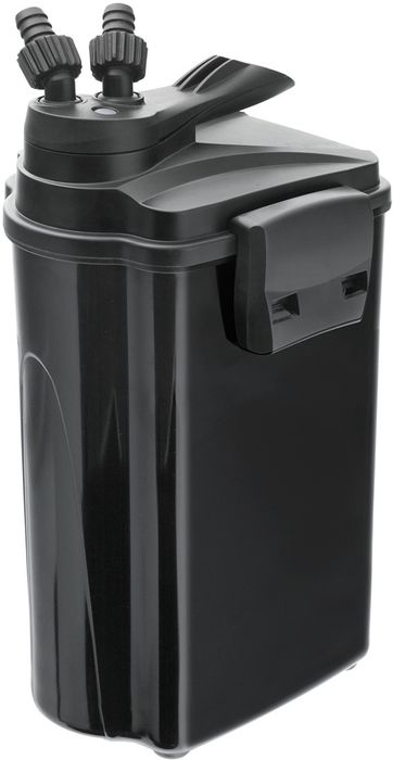 Фильтр для аквариума Aquael Mini Kani 120, внешний, 80 - 120 л, 350 л/ч105402Фильтр Aquael Midi Kani 120 - универсальный внешний канистровый фильтр с выносным насосом, который можно устанавливать ниже, выше или на одном уровне с аквариумной емкостью. Подходит для аквариумов объемом 80 - 120 литров любого типа, включая нестандартные - настенные аквариумы, узкие аквариумы в виде картин, акватеррариумы и палюдариумы с низким уровнем воды.Для аквариума объемом: 80 - 120 л.Мощность: 6 Вт.Макс.производительность фильтра: 350 л/ч.Выносная помпа МК 650 л/ч.4 корзины по 1 л с наполнителями: первая корзина с губками (2 шт),вторая корзина с губкой из синтепона,третья корзина с цеолитом.четвертая корзина с керамикой.Шланги в комплекте: 2 шт. по 1,2 м.Внутренний/ внешний диаметр шланга: 14 / 18 мм.Для пресноводных, морских аквариумов и акватеррариумов.