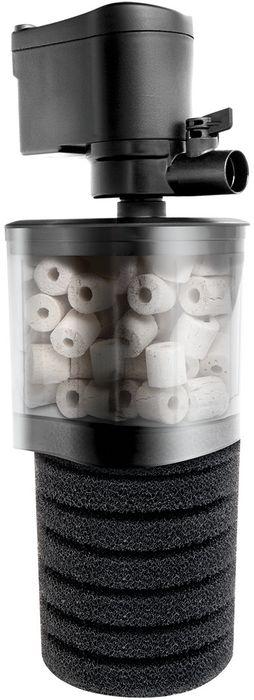 Фильтр для аквариума Aquael Turbo Filter 1500, 250 - 350 л, 1500 л/ч109404Фильтр Aquael Turbo Filter 1500 предназначен для очищения и аэрации воды в аквариумах. Благодаря применению современных энергосберегающих двигателей, а также благодаря высококачественным прокладкам под камерой ротора, он обладает высокой производительностью. Кроме того, фильтр способен качественно насытить воду кислородом даже на больших глубинах. Данная модель оснащена контейнером для размещения любого фильтрующего наполнителя и мелкопористой губкой. Благодаря особым насечкам, губка обеспечивает высокую степень механической и биологической фильтрации и не требует слишком частой чистки. Фильтрационный контейнер комплектуется керамическим наполнителем Biocerax 600. Этот субстрат проводит денитрификацию среды в аквариуме, удаляя аммоний и нитриты. Фильтр оборудован плавной системой регулирования мощности потока воды, в виде эргономичного регулятора, установленного на выходном носике помпы. Дополнительным плюсом является возможность вертикального соединения дополнительных контейнеров, которые приобретаются отдельно.Для аквариума объемом: 250 - 350 л.Мощность: 22 Вт.Макс.производительность: 1500 л/ч.Для пресноводных, морских аквариумов.
