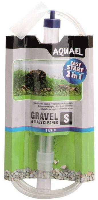 Грунтоочиститель  Aquael , 26 см (S) - Аксессуары для аквариумов