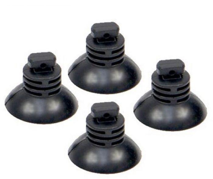Комплект присосок Aquael, с амортизатором, диаметр 3,6 см, 4 шт110161От постоянного контакта с водой резина теряет эластичность и присоски не так плотно прилегают к стеклу. Для того, чтобы оборудование надежно держался на стекле, присоски нужно регулярно обновлять. Присоски необходимо менять по мере износа - примерно один-два раза в год. Специальные присоски для внутренних фильтров рассчитанные на большую мощность фильтра.Использование присосок с амортизатором позволяет максимально снизить вибрацию фильтра при его установке в аквариуме. Это благоприятно сказывается на работе фильтра, а так же на уровень шума, т.к. присоски будут поглощать вибрацию, идущую от них. Комплект присосок с амортизатором Aquael включает в себя 4 присоски,диаметром 36 мм. Эти присоски подходят для разных моделей оборудования: внутренние фильтры: FAN 2, FAN 3, Unifilter 500, Unifilter 750, Unifilter 1000, TURBO fiter 1000, TURBO fiter 1500, TURBO fiter 2000; аквариумные помпы: Circulator 1000, Circulator 1500, Circulator 2000; аквариумные нагреватели воды: Comfort Zone и Comfort Zone Gold 25 Вт, 50 Вт, 75 Вт, 100 Вт, 150 Вт, 200 Вт, 250 Вт, 300 Вт.
