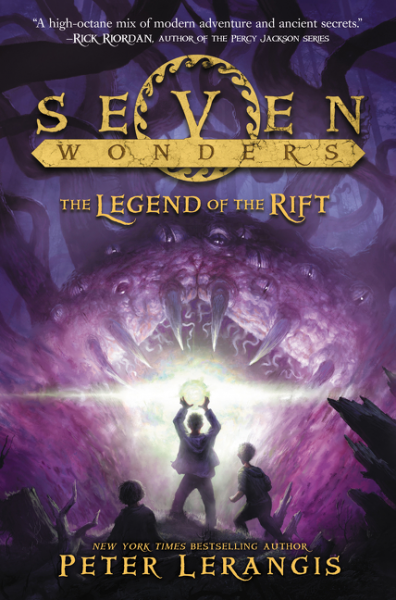 Seven Wonders Book 5: The Legend of the Rift seven wonders