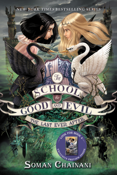 The School for Good and Evil #3: The Last Ever After artemis fowl and the last guardian